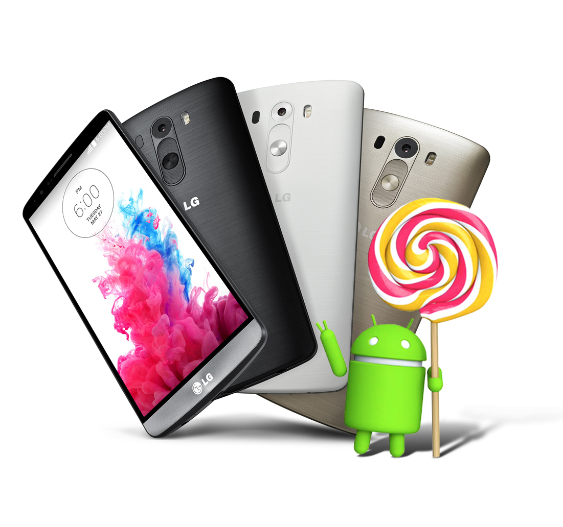 Android 6.0 Marshmallow update schedule for LG G3, G2, G ...