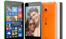 Microsoft Launches First Non-Nokia Smartphone Lumia 535