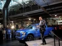 Ford Bests Previous F-150's Fuel Efficiency In All-New 2014 Pickup Truck