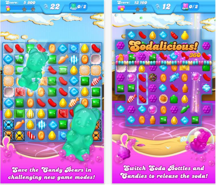 was ist candy crush saga