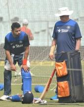 Virat Kohli Duncan Fletcher India
