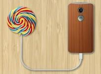 Motorola Officially Rolls-out Android 5.0 Lollipop OTA to New Moto G, Moto X Pure Edition devices