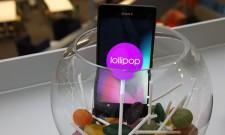 Android 5.0 Lollipop AOSP, Binaries Released to Sony Xperia Z3