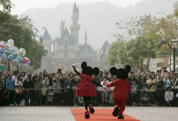 Andhra Pradesh could become home to India's first Disneyland.
