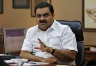 Indian billionaire Gautam Adani
