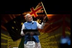 Modi in Australia