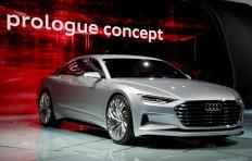 Audi Prologue Concept Is The Future Of Audis, And There Are No Regrets