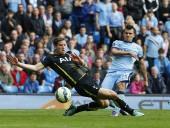 Jan Vertonghen Tottenham Manchester City Sergio Aguero