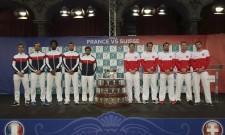 Davis Cup Final France Switzerland