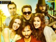 'Happy Ending' poster