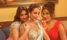 Malaika Arora at Arpita Khan's Wedding Reception