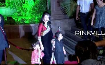 manyata-dutt-with-her-kids-at-arpita-khan-and-aayush-sharmas-wedding-reception