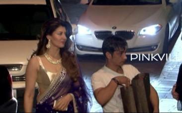 sangeeta-bijlani-at-arpita-khan-and-aayush-sharmas-wedding-reception