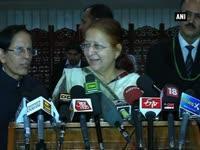 sumitra-mahajan-calls-for-all-party-meet-ahead-of-parliaments-winter-session