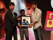 "Vijay-Vikram at ""Kappal"" Audio Launch"