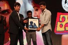 "Vijay-Vikram at ""Kappal"" Audio Launch"