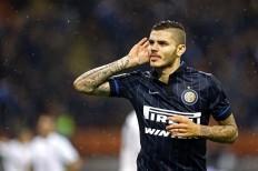 Mauro Icardi Inter Milan