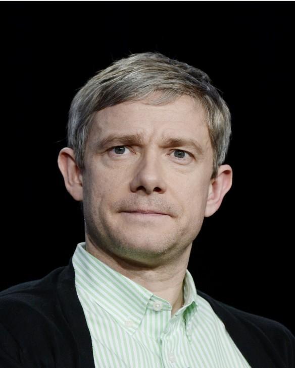 "Martin Freeman May Join Tina Fey in ""Taliban Shuffle"""