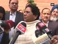 wont-unnecessarily-raise-voice-against-insurance-bill-mayawati