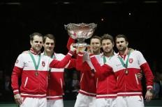 Switzerland, Davis Cup