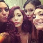 Jersey Shore Reunion for Snookie's wedding rehersal