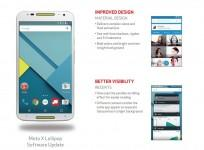 Android 5.0 Lollipop Now Seeding to Motorola Moto X (2014) Verizon Model