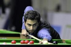 Pankaj Advani World Snooker
