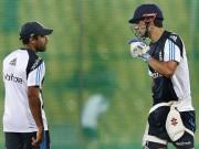 Ravi Bopara Alastair Cook England
