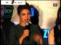 priyanka-chopra-attends-music-success-party-of-sister-mannaras-zid