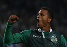 Nani Sporting Lisbon
