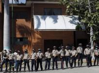 Jail riots in Venezuela
