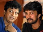 Sudeep And Shivaraj Kumar