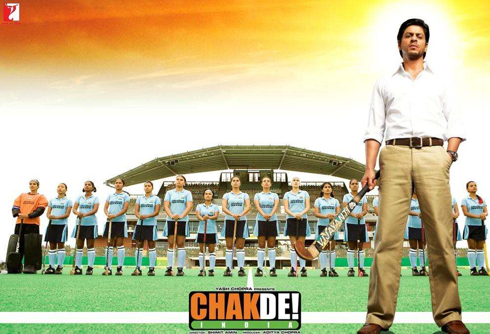 List of Chak De India Lyrics Songs with Lyrics