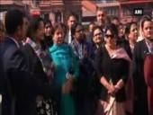 saarc-leaders-spouses-enjoy-traditional-dance-handicrafts-in-nepal