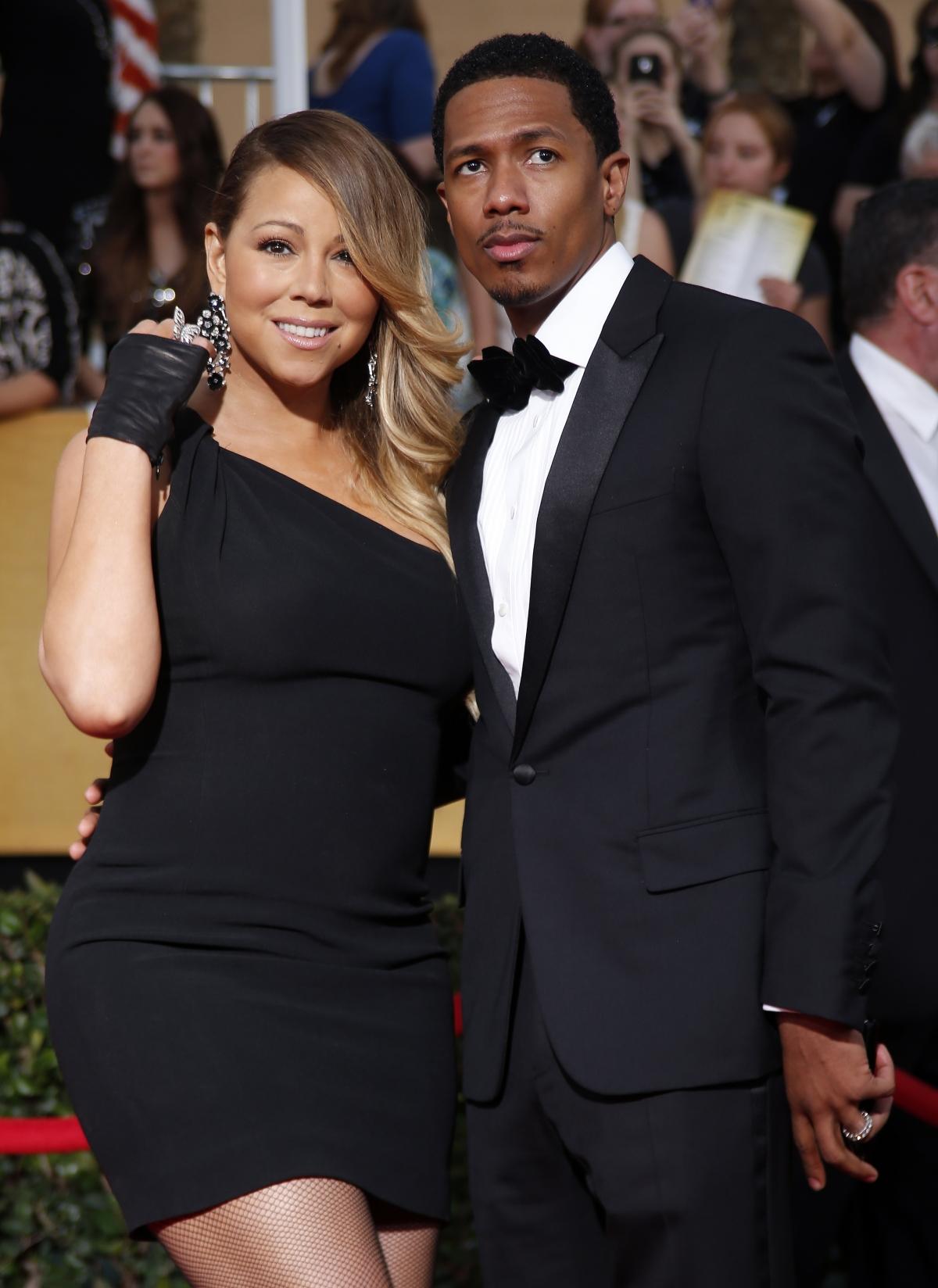 Mariah Carey- Nick Canon Christmas Reunion Plans Cancelled ...