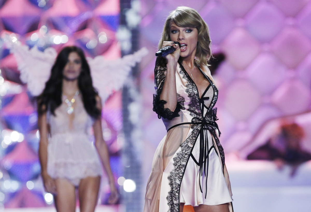 Victoria's Secret Fashion Show 2015 Taylor Swift Style Victoria s Secret Fashion Show