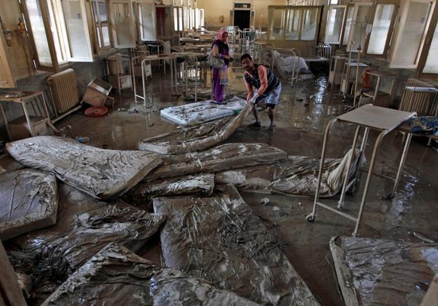 kashmir facing a natural disaster