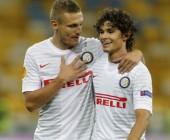 Nemanja Vidic Dodo Inter Milan
