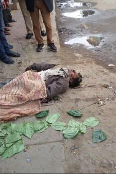 Bomb blast in Imphal