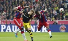 Borussia Dortmund Marco Reus Jerome Boateng Mehdi Benatia Bayern Munich