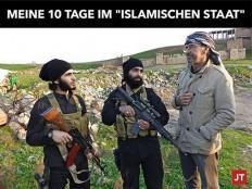 german visits ISIS
