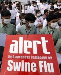 Swine Flu in Hyderabad