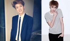 Former EXO members Luhan and Kris