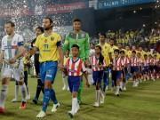 Atletico de Kolkata Kerala Blasters Hengbart David James