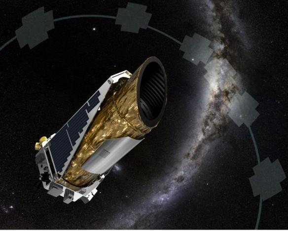 Nasa's Kepler spacecraft