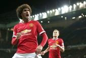 Manchester United Marouane Fellaini James Wilson