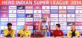 ISL Final Iain Hume David James Kerala Blasters Luis Garcia Habas Atletico De Kolkata