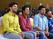 Dulquer Salmaan, Unni Mukundan, Nivin Pauly, Renjith Shankar