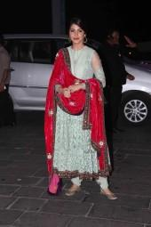 Shirin Morani and Uday Singh wedding reception