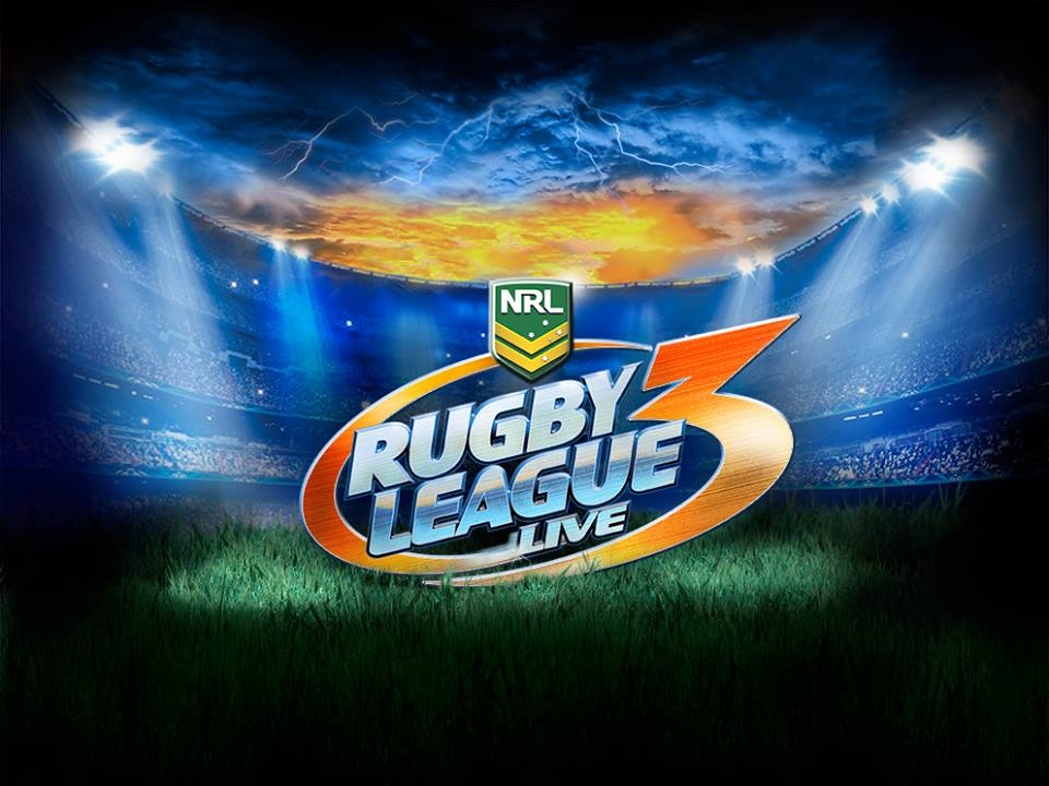 Rugby League Live 3 Announced Includes New Features